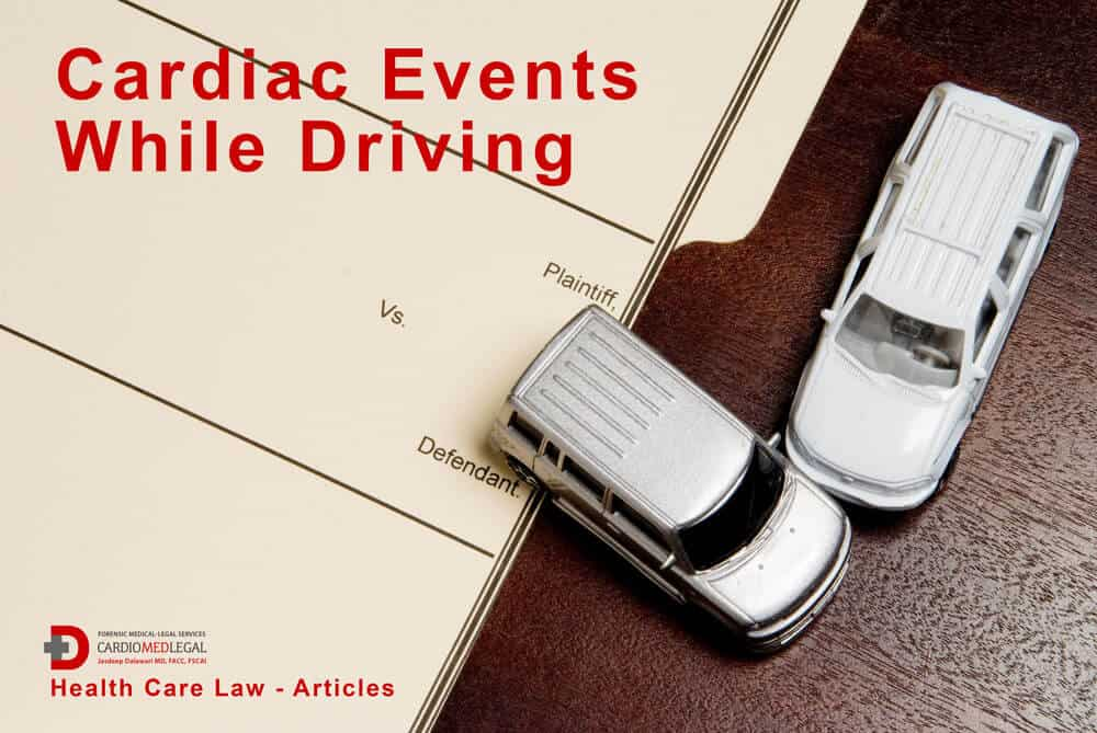 concept image - legal folder two vehicles re events while driving